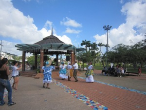 Caribbean Tea Dance