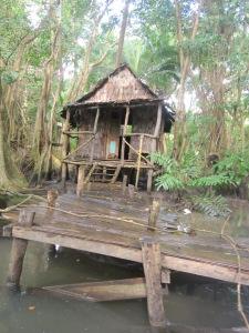 Pirates of the Caribbean hut