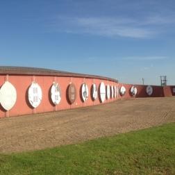 The Zulu Memorial at Blood River